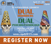 Dual Disorders Meeting in Barcelona, April 17 - 20, 2015