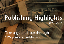 Publishing Highlights