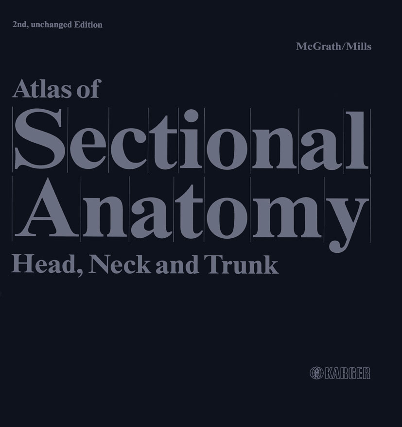 Atlas Of Sectional Anatomy Karger Publishers