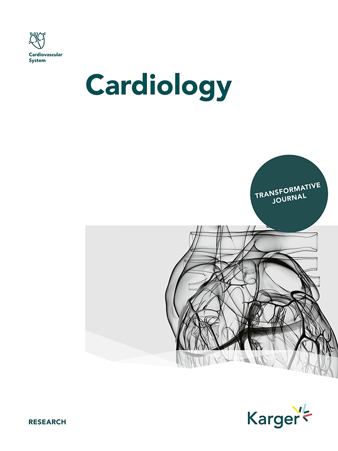 Cardiology - Home - Karger Publishers