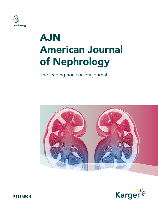 American Journal of Nephrology Guidelines - Karger Publishers