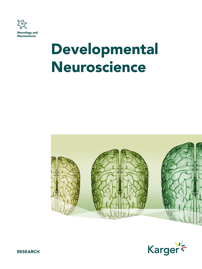 Developmental Neuroscience Guidelines - Karger Publishers