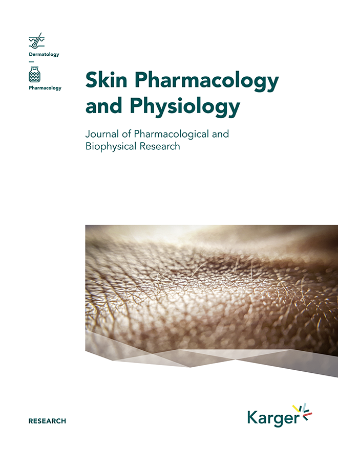 Skin Pharmacology and Physiology - Home - Karger Publishers