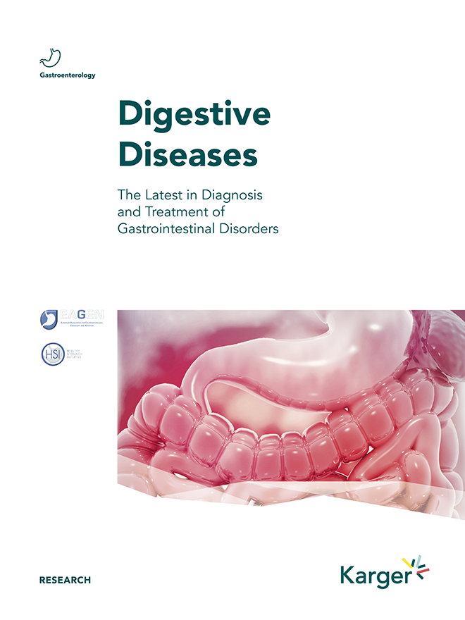 Digestive Diseases - Home - Karger Publishers