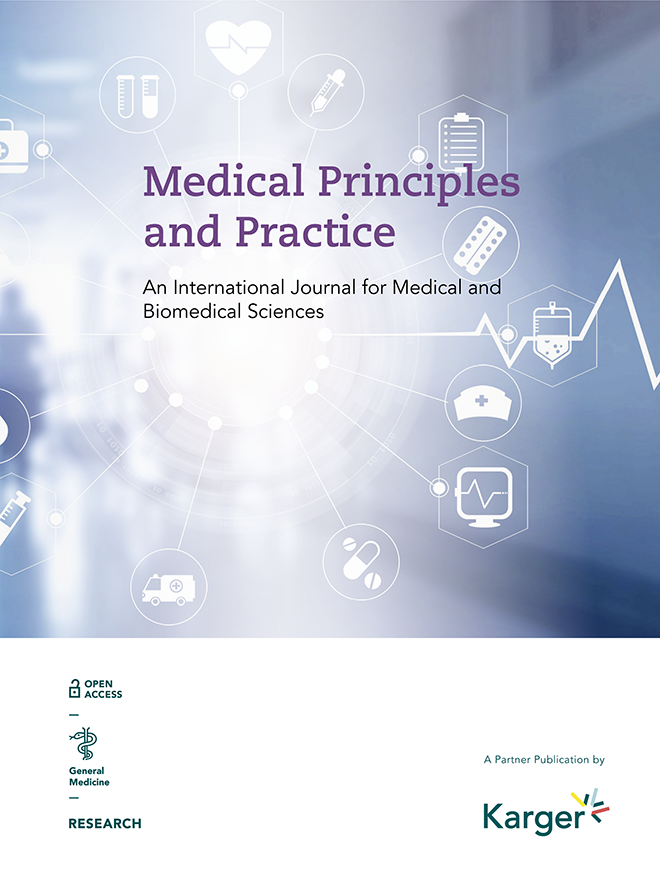 Medical Principles and Practice - Home - Karger Publishers