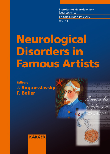 Neurological Disorders in Famous Artists - Karger Publishers