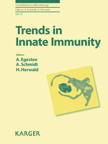 Trends Witten trends in innate immunity table of contents karger publishers
