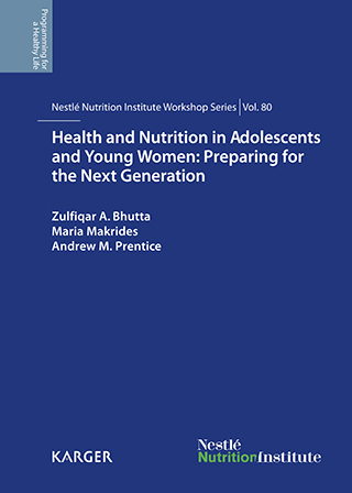 Adolescent Undernutrition: Global Burden, Physiology, and