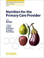 Nutrition for the Primary Care Provider