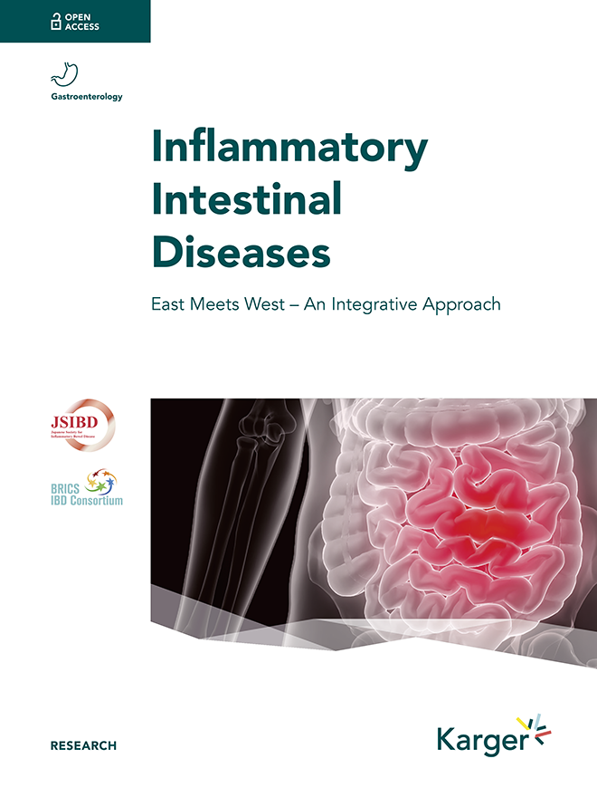 Inflammatory Intestinal Diseases - Home - Karger Publishers