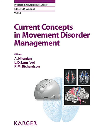 Current Concepts in Movement Disorder Management - Karger