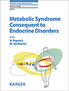 Metabolic Syndrome in Hyperprolactinemia - FullText