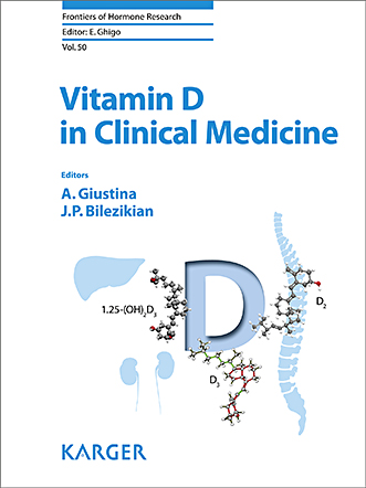 Vitamin D Assays Abstract Vitamin D In Clinical Medicine Karger Publishers