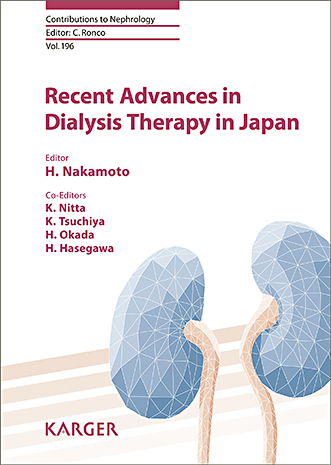 Current Trend of Pediatric Renal Replacement Therapy in